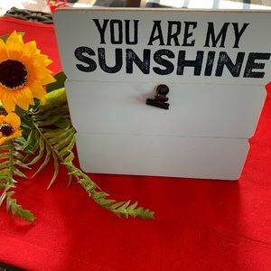 ☀️You Are My Sunshine ☀️ ☀️ Clip Frame☀️